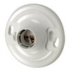 <strong>2 Terminal Top Wired Keyless Lampholder</strong> by Leviton