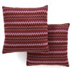 Safavieh Evan Polyester Decorative Pillow (Set of 2)