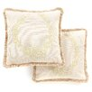 <strong>Safavieh</strong> Josephine Cotton Decorative Pillow (Set of 2)