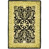 <strong>Safavieh</strong> Silk Road Black/Ivory Rug