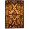 Safavieh Antiquities William Morris Wine/Gold Rug