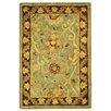 Safavieh Antiquities Green/Brown Rug