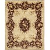 <strong>Bergama Ivory/Rust Rug</strong> by Safavieh