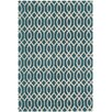 Safavieh Cedar Brook Teal / Ivory Rug