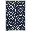 <strong>Chatham Dark Blue / Ivory Moroccan Rug</strong> by Safavieh