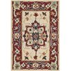 <strong>Safavieh</strong> Chelsea Red/Ivory Outdoor Rug