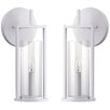 <strong>Safavieh</strong> Elbridge Wall Sconce (Set of 2)