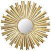 Safavieh Golden Arrows Sunburst Mirror