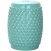 <strong>Stella Nail Head Stool</strong> by Safavieh