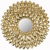 Safavieh Royal Leaf Sunburst Mirror