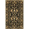 Safavieh Chelsea Black / Iron Gate Area Rug