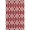 Safavieh Cedar Brook Red / Ivory Rug