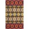 Safavieh Cedar Brook Red / Orange Contemporary Rug