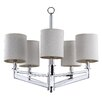 Safavieh Axis 5 Light Chandelier