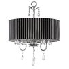 Safavieh Abbeville 3 Light Drum Chandelier