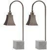 "Safavieh Charley 26"" H Table Lamp (Set of 2)"