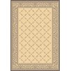 Courtyard Garden Gate Rug