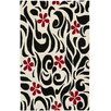 <strong>Safavieh</strong> Soho Ivory/Black/Red Rug