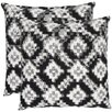 Safavieh Mirage Cotton Decorative Pillow (Set of 2)