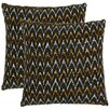 <strong>Safavieh</strong> Deco Cotton Decorative Pillow (Set of 2)