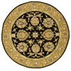 <strong>Traditions Masterpiece Black/Gold Rug</strong> by Safavieh