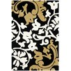 <strong>Soho Black/Multi Rug</strong> by Safavieh