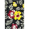 Safavieh Wilton Black/ Yellow Area Rug