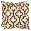 <strong>Safavieh</strong> Lucy Cotton / Linen Decorative Pillow (Set of 2)