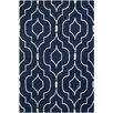 Safavieh Chatham Dark Blue & Ivory Area Rug