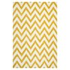 Safavieh Cambridge Chevron Gold & Ivory Area Rug