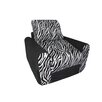 Fun Furnishings Micro and Zebra Kid's Chair Sleeper
