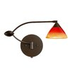 Besa Lighting Domi Swing Arm Wall Sconce