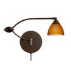 <strong>Divi Double Swing Arm Wall Sconce</strong> by Besa Lighting