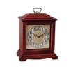 <strong>Hermle Black Forest Clocks</strong> American Styled Mechanical Mantel Clock in Cherry