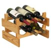 Dakota 6 Bottle Wine Rack