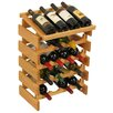 <strong>Wooden Mallet</strong> Dakota 20 Bottle Wine Rack