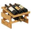 <strong>Dakota 6 Bottle Wine Rack</strong> by Wooden Mallet