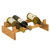 <strong>Wooden Mallet</strong> Dakota 4 Bottle Wine Rack