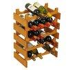<strong>Dakota 20 Bottle Wine Rack</strong> by Wooden Mallet