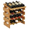 Wooden Mallet Dakota 16 Bottle Wine Rack