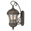 Ponce de Leon 4 Light Outdoor Wall Lantern