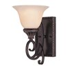 <strong>Keystone 1 Light Wall Sconce</strong> by Savoy House