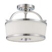 Savoy House Mason 2 Light Semi Flush Mount