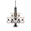 <strong>Wildon Home ®</strong> Duncan 9 Light Chandelier