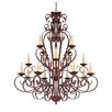 <strong>Wildon Home ®</strong> Campbell 16 Light Chandelier