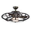 "Savoy House 26"" Whitcomb 3 Blade Ceiling Fan"