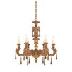 <strong>Wildon Home ®</strong> Tahoe 6 Light Chandelier