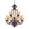 <strong>Ladoga 16 Light Chandelier</strong> by Wildon Home ®