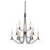 <strong>Wildon Home ®</strong> Cooper 12 Light Chandelier
