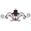 <strong>Wildon Home ®</strong> Ontario 3 Light Outdoor Wall Lantern
